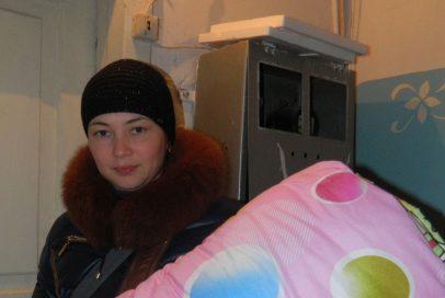 Одеяла всем нужны, и зимой они важны.