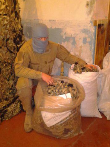 """""""Плюшкі"""" для спецназу від """"Бахмуту Українського"""""""