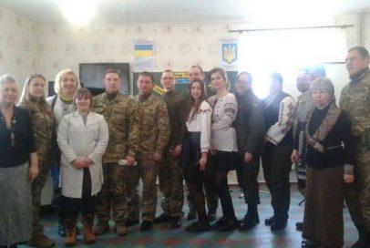У День соборності волонтери об'єднали студентів-медиків та військових лікарів