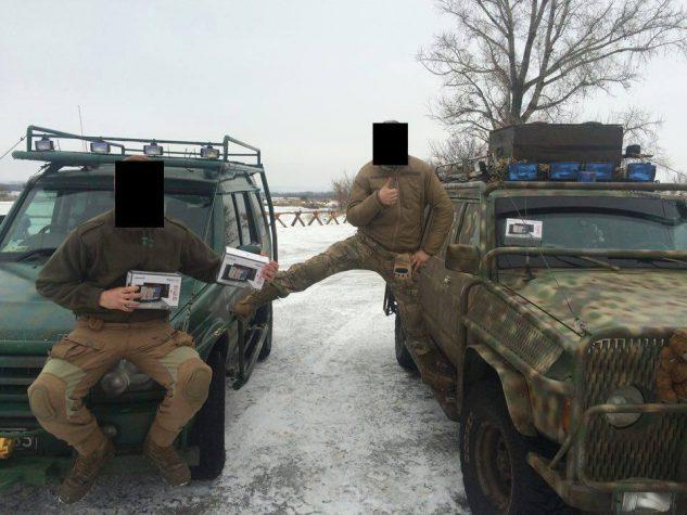 Спецназ отримав коштовні речі!