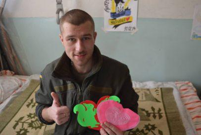 """""""Бахмут Український"""" дарує солодощі дітям з щирими серцями!"""