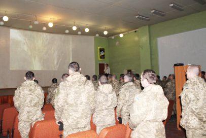 Бійцям – про визвольний рух України