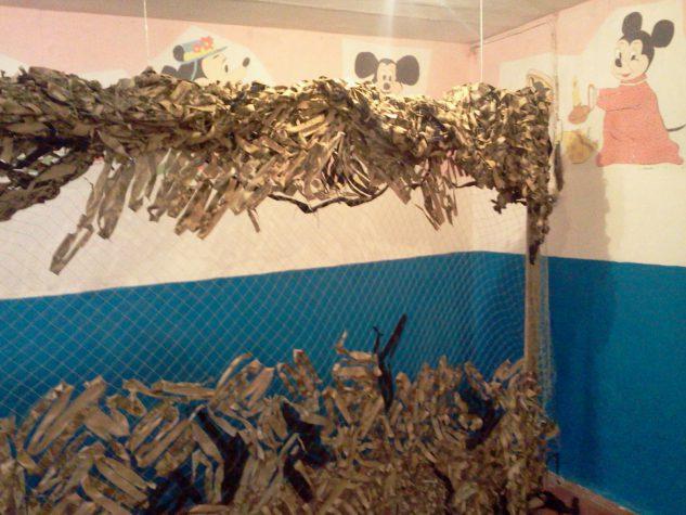 """Ремонт зроблено ще в одній кімнаті склада """"Бахмута Українського"""""""