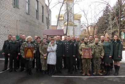 На тактичних навчаннях побували військові та волонтери