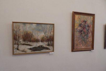 Творчість бахмутських митців тепер вже на Львівщині