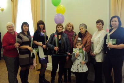 Жіноче свято – для волонтерів!