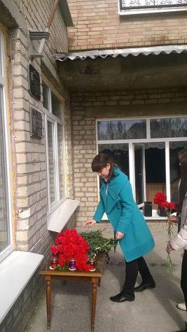 Бахмутській школі пропонують присвоїти ім'я Героя України