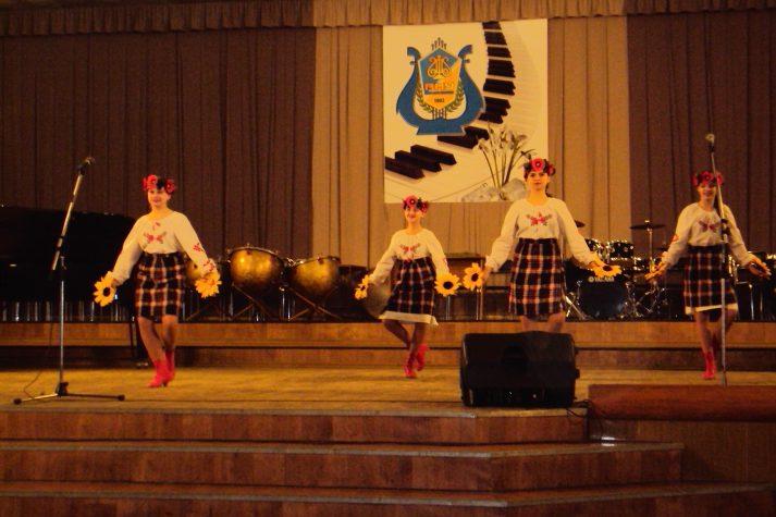 День народження поета святкували у музичному училищі