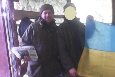 Волонтери Бахмута Українського відвідали 26 бригаду.