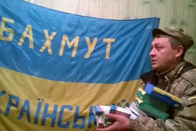 Ліки від київських друзів передаємо бійцям
