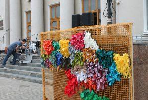 Концерт, ярмарок, майстер-класи та бібліотека українських книжок (ФОТО)