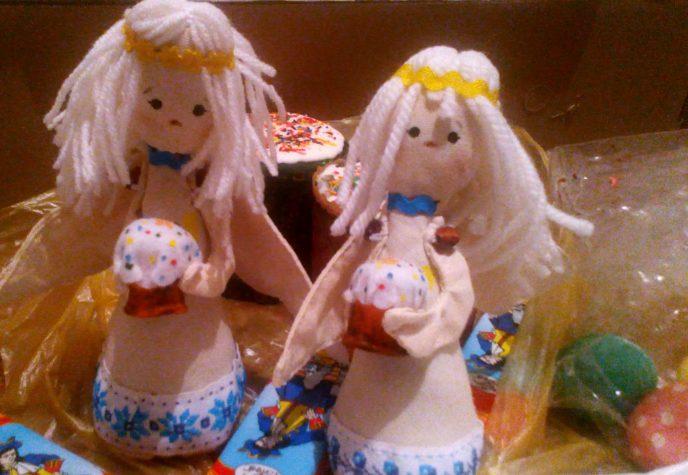Вітання з Великоднем від Бахмута Українського!