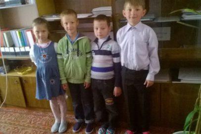 Допомога прийшла до дітей-переселенців, які мешкають у селі Роздолівка