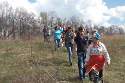 Переселенці з Бахмута мандрували Україною (ВІДЕО)