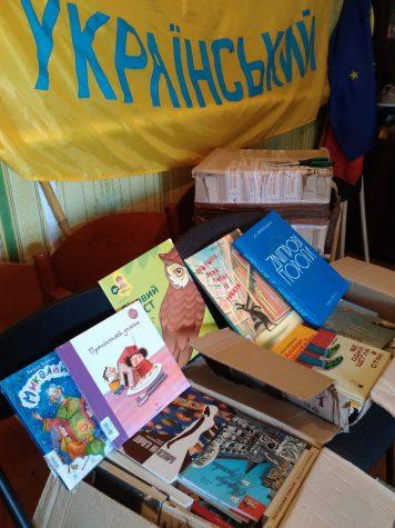 """Приємне поповнення у бібліотеці """"Бахмута Українського"""""""