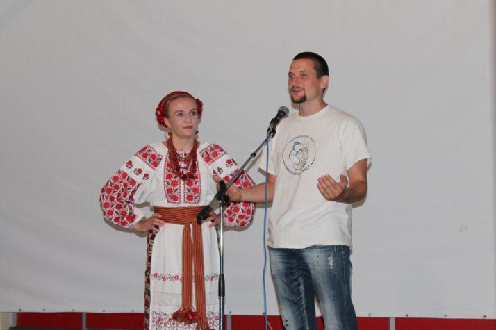 В нас в гостях- Миколайчук-фест!