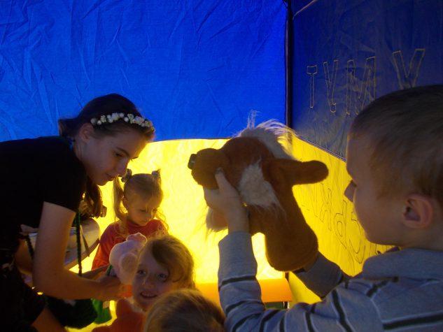 Картини, діти та тварини: ФОТО зі свята