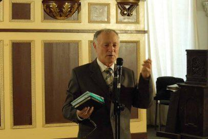 У Бахмуті з лекціями виступить професор інституту українознавства НАН Петро Шкраб'юк
