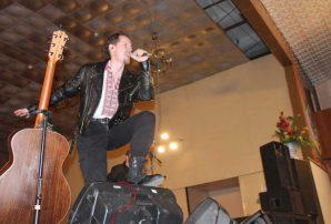 """Концерт гурту """"Тінь Сонця"""" у Бахмуті, 4 листопада 2016 року (ФОТО)"""