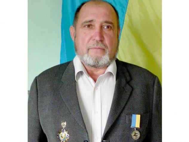 """Волонтер """"Бахмута Українського"""" отримав почесну волонтерську нагороду"""