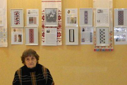 В музеї Бахмута відкрили виставку вишитої історії України
