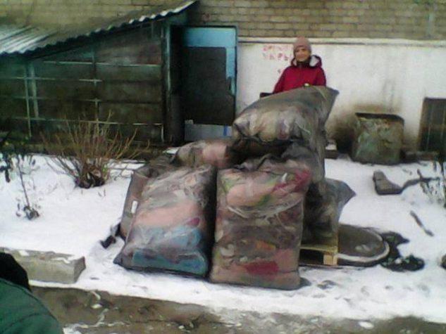 Від київських ІТ-шники передали 30 ковдр для військових!