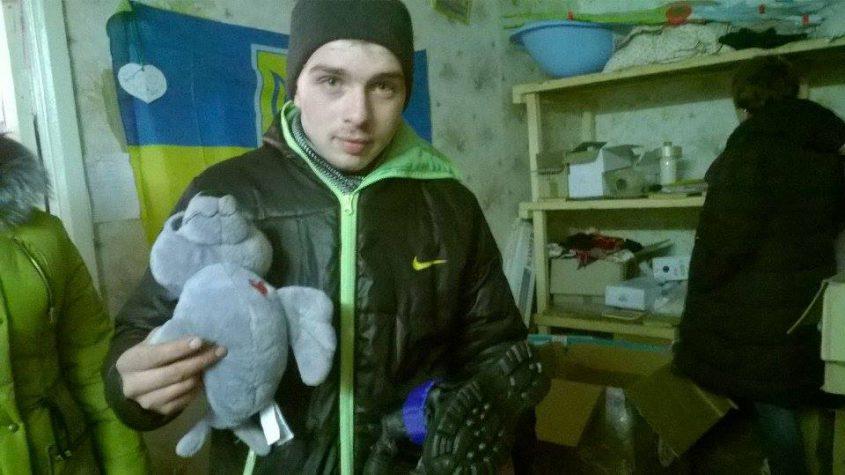 """""""Бахмут український"""" запрошує нужденних вибрати речі та взуття"""