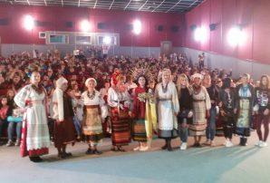 """В кінотеатрі """"Побєда"""" відбулась презентація фільму """"Спадок нації"""" для студенства та старшокласників"""