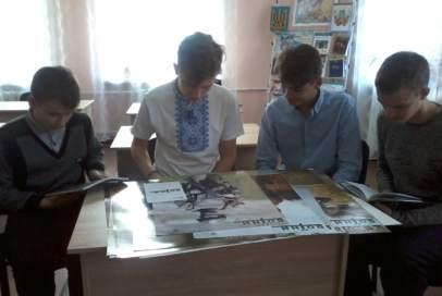 """""""Бахмут Український"""" долучився до допомоги шкільній бібліотеці"""