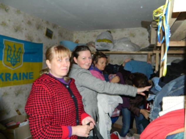"""На склад """"Бахмут Українського"""" запрошують для отримання дитячих речей"""