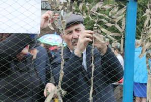 В Бахмуті відсвяткували День захисника Вітчизни (ФОТО)