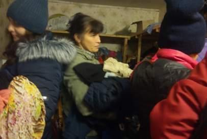 """Волонтери """"Бахмута Українського"""" запрошують на ярмарку теплих речей"""