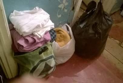 """На складі """"Бахмута Українського"""" видали теплі речі людям з інвалідністю та родинам з дітьми"""
