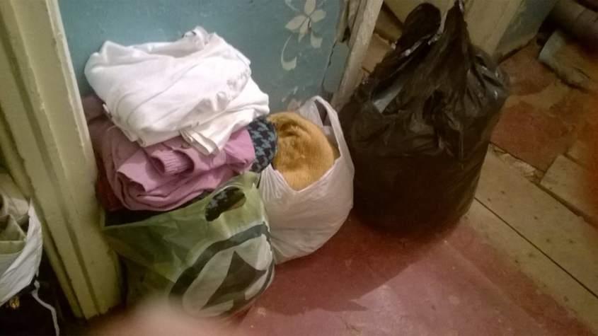 """""""Бахмут Український"""" запрошує на свій склад на видачу речей"""