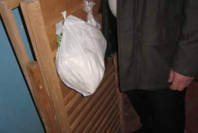 Дитяче ліжечко передали в Сіверськ для самотньої матері