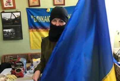 """Прапори поїхали до """"Київської Русі"""""""
