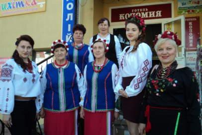 Наші на Франківщині. Вихідними в Коломиї відбувся фестиваль «Писанка».