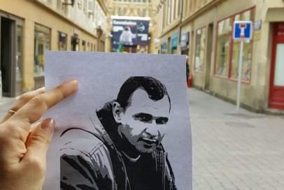 Бахмут запрошують долучитися до фото-флешмобу в день народження Олега Сенцова