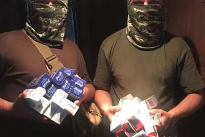"""""""Бахмут Український"""" передав """"антикус"""" та креми бійцям"""