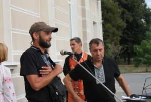 Іловайська трагедія у Бахмуті (фото факт)