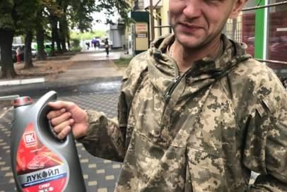 """Для """"Айдару"""" купили мастило для двигуна"""