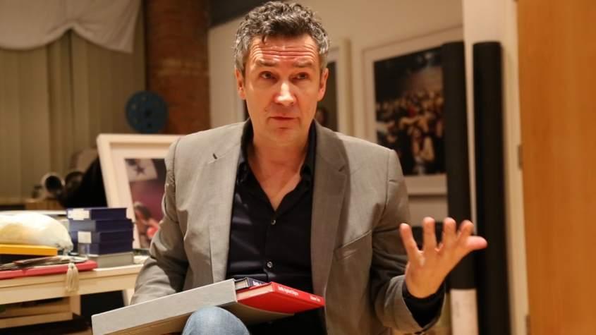 """""""Бахмут Український"""" запрошує на зустріч з британським фотохудожником Марком Невіллом"""