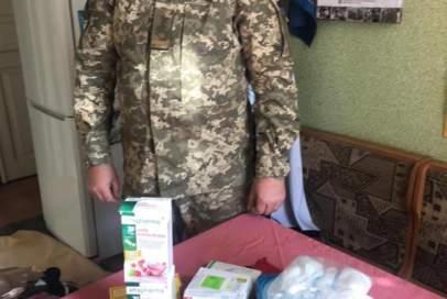 """""""Бахмут Український"""" надає допомогу військовим за їхнім проханням"""