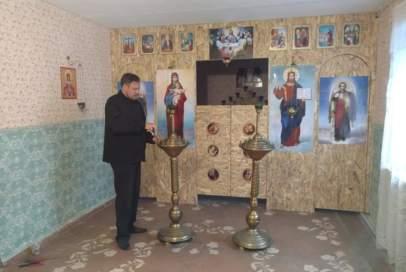 Запрошуємо на першу в Бахмуті літургію Української Православної Церкви Київського патріархату