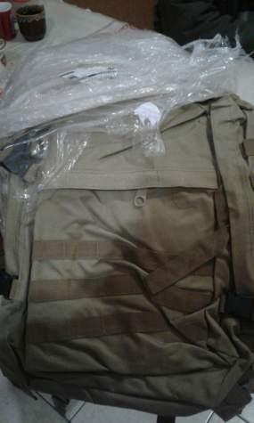 """""""Бахмут Український"""" подарував снайперам тактичні рюкзаки"""