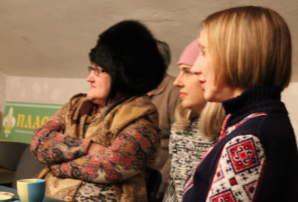 """Теплий святковий вечір у волонтерському колі """"Бахмуту Українського"""""""