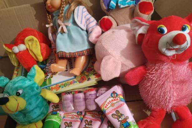 Речі для дітей в лікарні