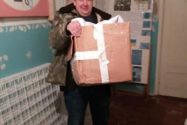 """""""Бахмут Український"""" продовжує співпрацювати з районним терцентром"""