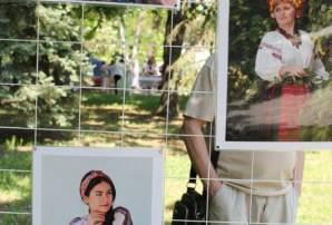 На День Європи в Бахмуті показали унікальну фотовиставку (фото)