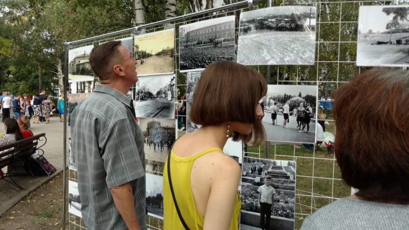 "Фото-виставка ""Старе – нове місто Бахмут"""